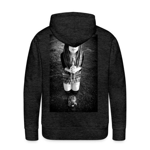 HELLSTARZ IONA II - Sweat-shirt à capuche Premium pour hommes
