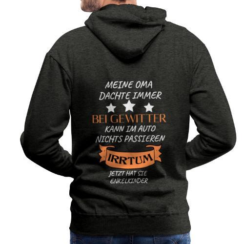 OMA - Männer Premium Hoodie