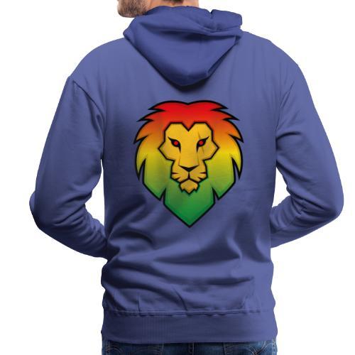 Ragga Lion - Men's Premium Hoodie