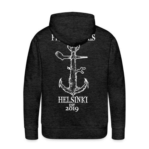 Frost Anchor - Men's Premium Hoodie