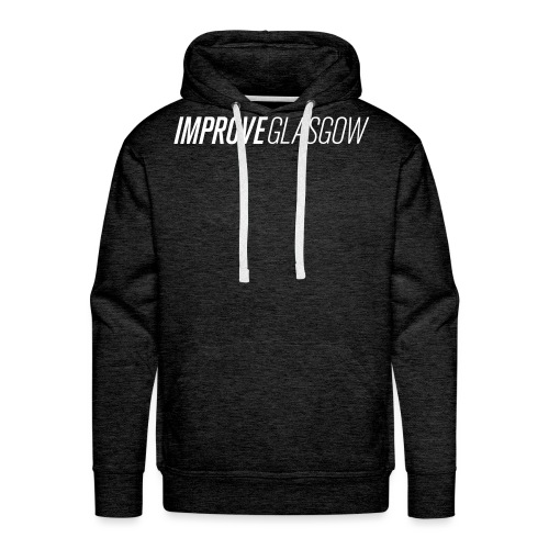 Improve-Glasgow-06 - Men's Premium Hoodie