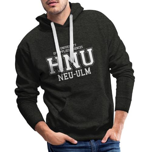 University of Applied Sciences College Style - Männer Premium Hoodie