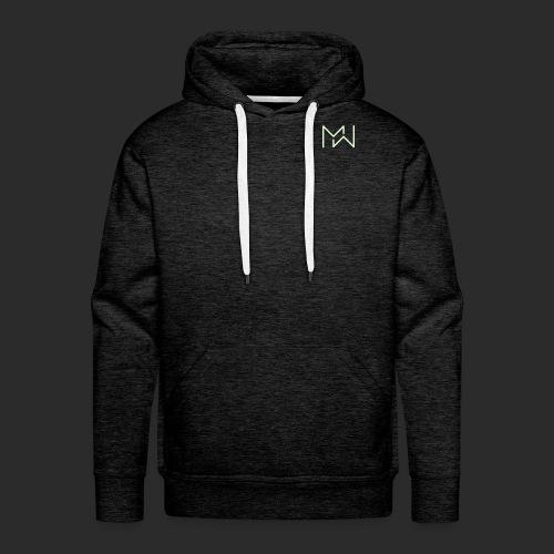 00_MotoWear_Logo - Männer Premium Hoodie