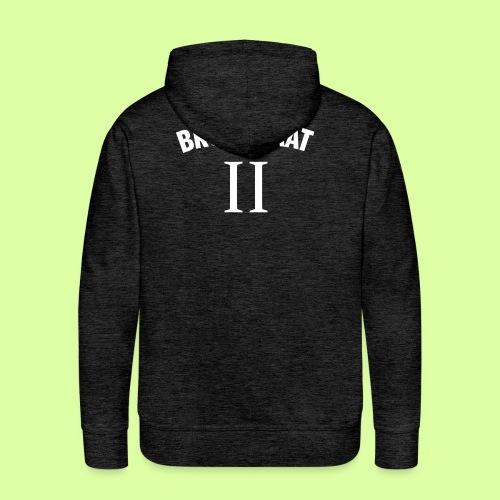 bm2 - Sweat-shirt à capuche Premium pour hommes