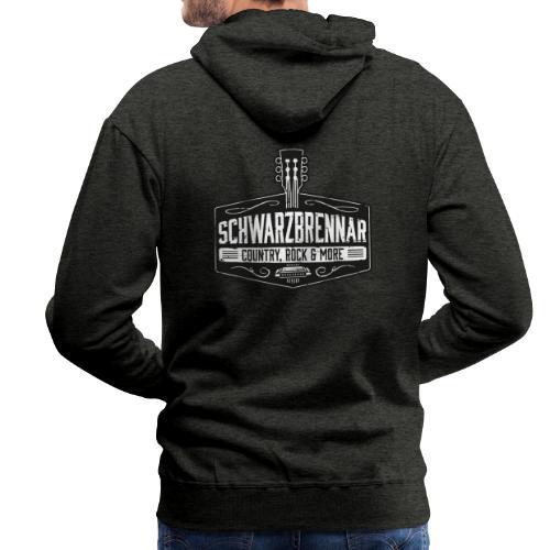 Schwarzbrennar - Männer Premium Hoodie