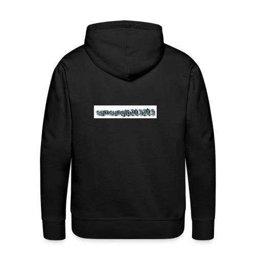 none - Männer Premium Hoodie