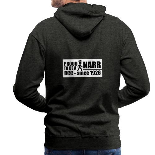 Narr RCC - Männer Premium Hoodie