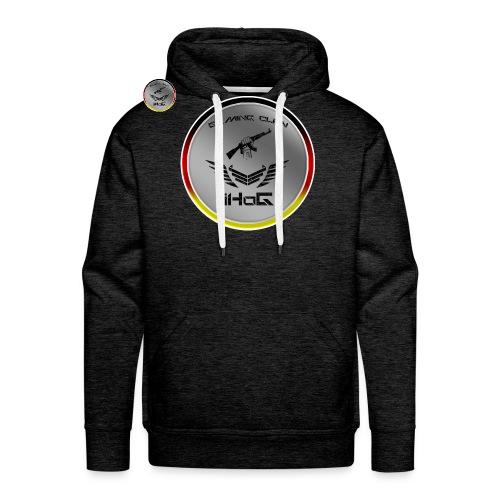 iHoG Logo - Männer Premium Hoodie