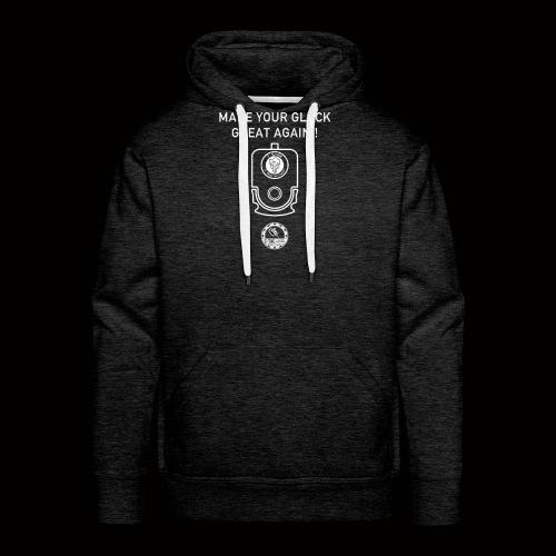 Make Your Glock Great Again 4 - Sweat-shirt à capuche Premium pour hommes