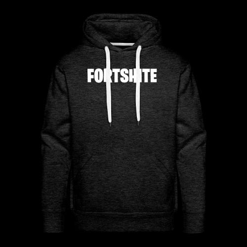Fortshite - Men's Premium Hoodie