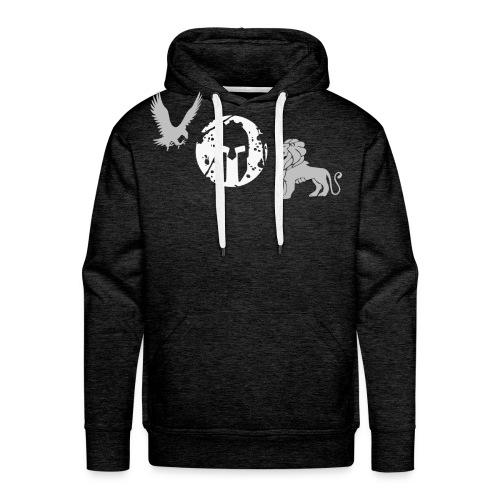 spartan groupe - Sweat-shirt à capuche Premium pour hommes