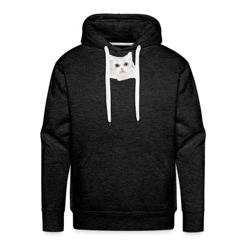 CAT DAY COLECCION - Sudadera con capucha premium para hombre