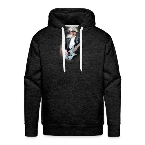 shirt front ontwerp verkoop Harm 2 png - Mannen Premium hoodie