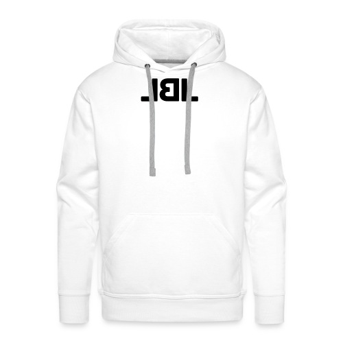 LABEL - Reflected Design - Men's Premium Hoodie