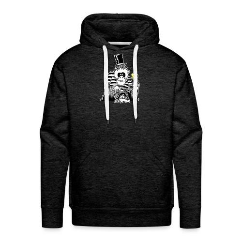Depressiver Affe - Männer Premium Hoodie