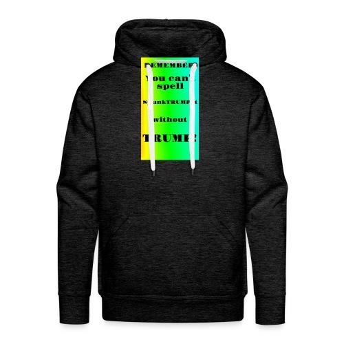 SpunkTRUMPet - Men's Premium Hoodie