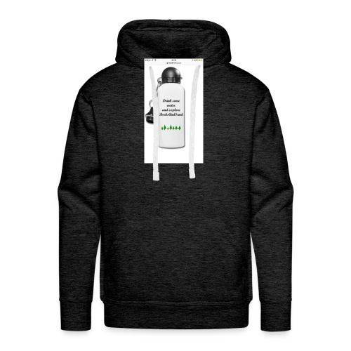 RocksAndSand adventure bottle - Men's Premium Hoodie