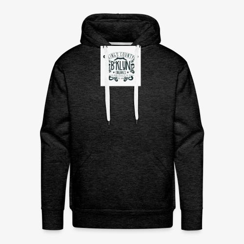 B`KLYN - Männer Premium Hoodie