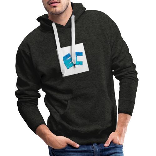 EternoCraft - Felpa con cappuccio premium da uomo