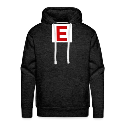Itz Ethan Red Logo T-Shirt - Men's Premium Hoodie