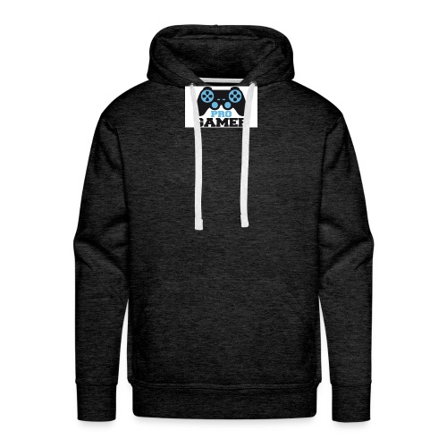 Pro-Gamer-Post-w644h362 - Men's Premium Hoodie