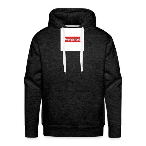 overpiced - Men's Premium Hoodie