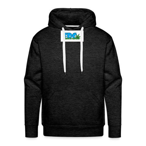 Logo_Fabini_camisetas-jpg - Sudadera con capucha premium para hombre