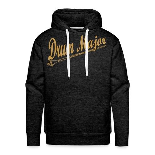 Drum Major Gold - Mannen Premium hoodie