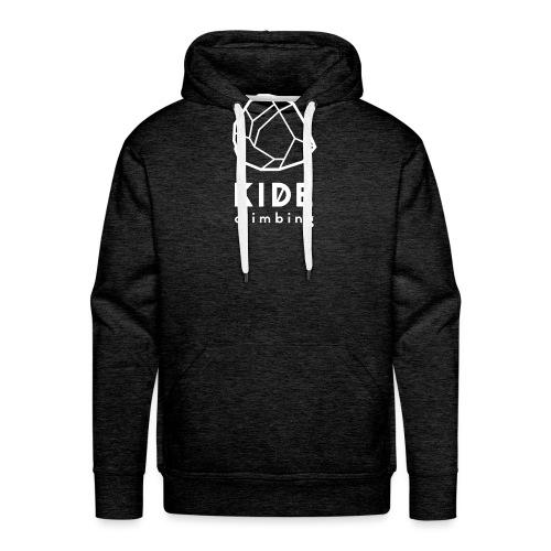 kide logo - Miesten premium-huppari