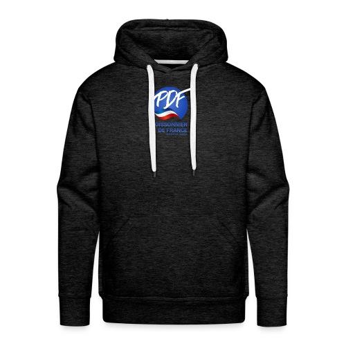 logo - Sweat-shirt à capuche Premium pour hommes