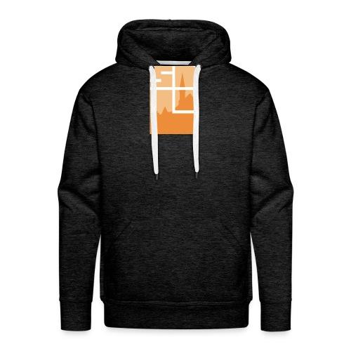 Logo-VZW-Sint-Lodewijk-jpg - Mannen Premium hoodie