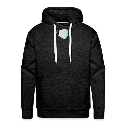 Masque - Sweat-shirt à capuche Premium pour hommes