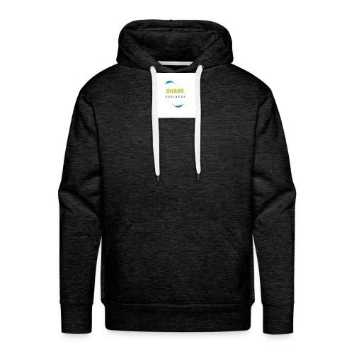 LOGO SHARK BUSINESS - Sudadera con capucha premium para hombre