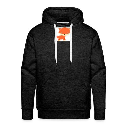 fox_1 - Mannen Premium hoodie