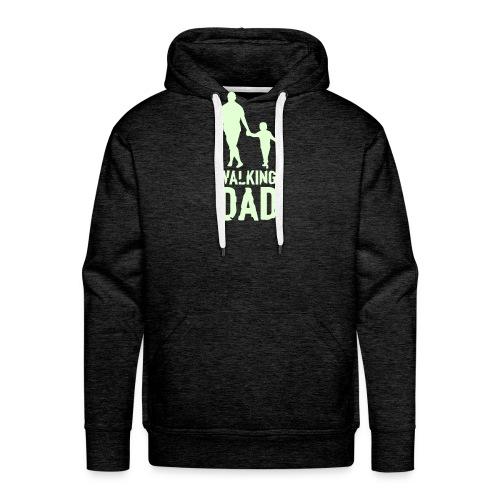 The Walking Dad - Men's Premium Hoodie