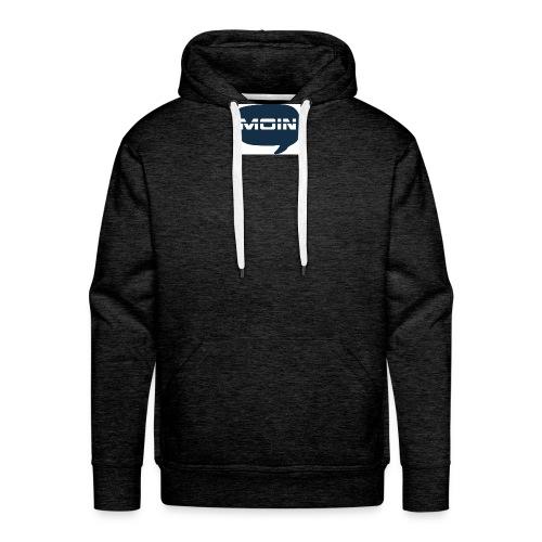 Moin - Männer Premium Hoodie
