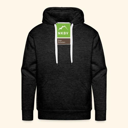 Logo Regio Rotterdam NKBV - Mannen Premium hoodie