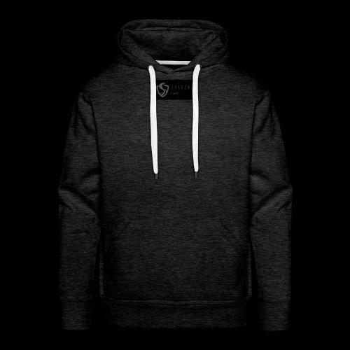 shadow - Sweat-shirt à capuche Premium pour hommes