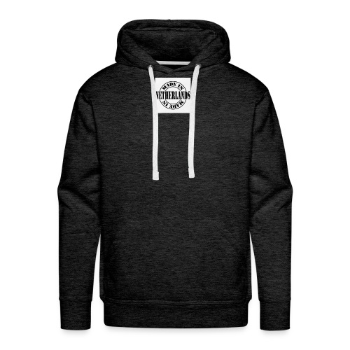 made in the Netherlands - Mannen Premium hoodie