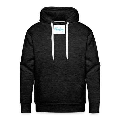 Boys team - Mannen Premium hoodie