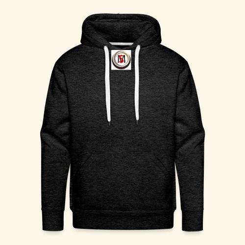 onlinelogomaker 040117 1422 7718 - Sweat-shirt à capuche Premium pour hommes