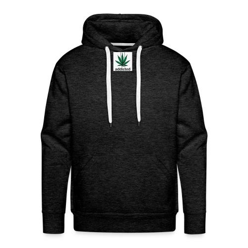 sucre canna - Sweat-shirt à capuche Premium pour hommes