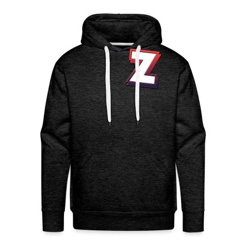 Team-ZeeYz logo - Premium hettegenser for menn