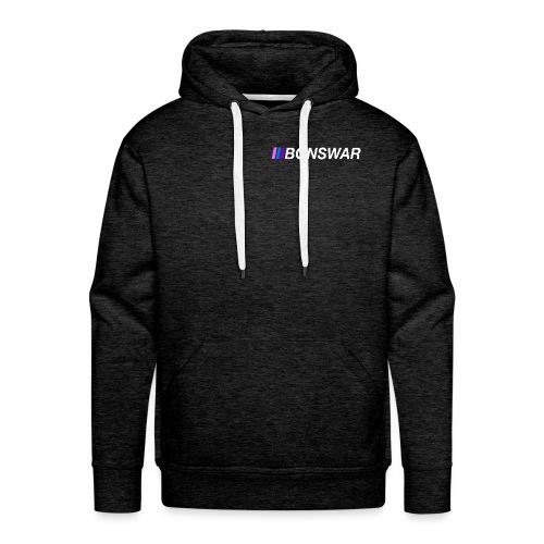 BonsWar   COLORED - Sweat-shirt à capuche Premium pour hommes
