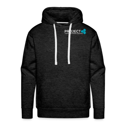 PROJECT whitetxt - Men's Premium Hoodie
