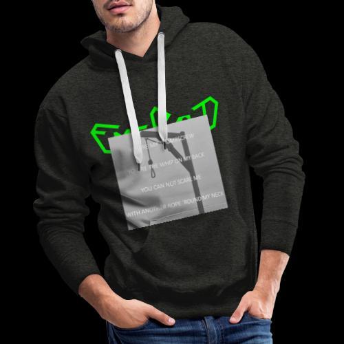 Emerald - Männer Premium Hoodie