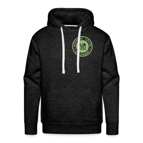 Support Local Software - Men's Premium Hoodie