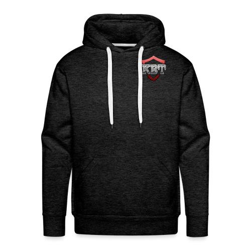 Kbt logo - Men's Premium Hoodie