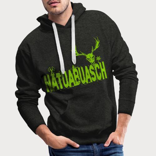 Natuabuarsch - Männer Premium Hoodie