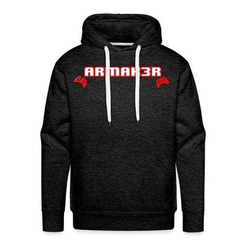 ARMAK3R 2nd Edition - Felpa con cappuccio premium da uomo